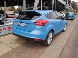 Ford focus 1.0 A/T