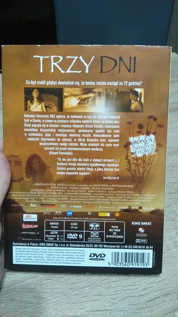 """Trzy dni"" film DVD lektor pl Sosnowiec - image 2"