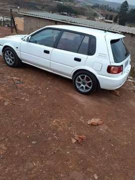 Toyota tazz for sale. R2900