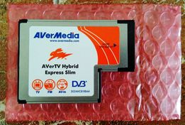 "Продаю AVerMedia ""AVerTV Hybrid Express Slim"" TV FM тюнер"