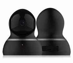 IP камера Xiaomi YI Dome 360° Black/white 1080P International Edition