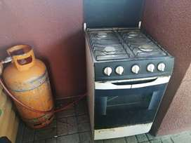 4 plate gas stove