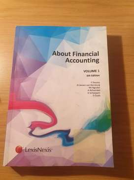 About Financial Accounting Textbook