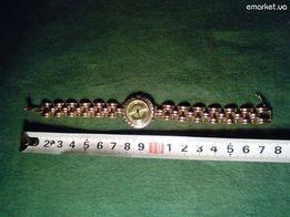 Часы женские золотые СССР с камнями оригинал