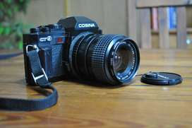 Vintage Cosina CT9 35mm Film Camera With 35-70mm Lens