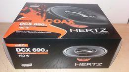 Głośniki samochodowe Hertz DCX690.3 Dieci 6x9 - NOWE