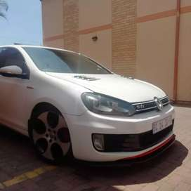 Golf 6 Front lips