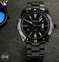 SW Leisure time work time Curren 8110 Watch BW 0