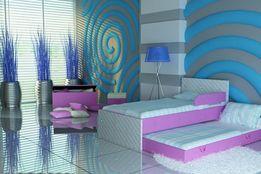Nowoczesne,funkcjnalne łóżko piętrowe,łóżko dla dziecka,dziecięce