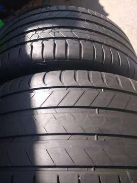 Two seconds hand tyres sizes 295/30/20/Michael now available