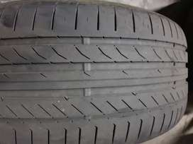 245/45/19 Continental tyres