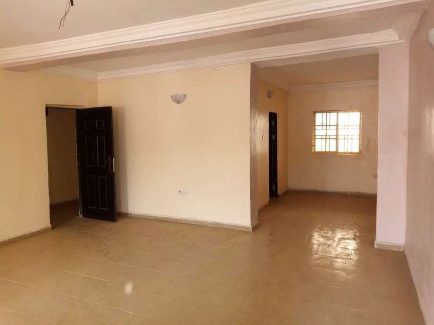 TO LET: Clean 3bedroom flat at Wuye district Abuja 0