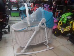 Leżaczek bujaczek krzesełko Kinderkraft Unimo 5w1 BAJAMIX