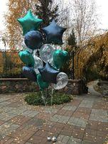 гелевые шарики Фастов, фигуры из шариков Фастов