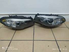 BMW F10 5 series M5 xenon headlights both sides available for pickup