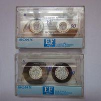 Аудио кассеты Sony для магнитофона