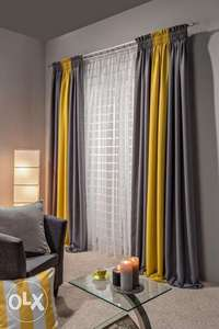 Customized sheers and curtains 0