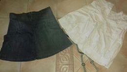 Spódnice 10 szt rozm 44 spodnie sukienki damskie