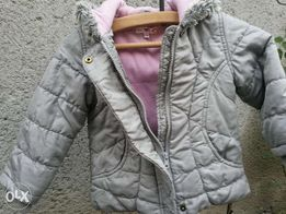 Куртка теплая зимняя.