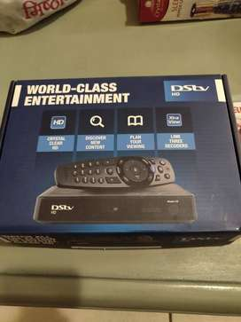 DSTV HD Decoder in very good condition - 1 year old