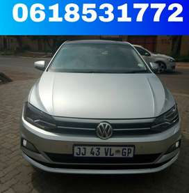 VW 2018 Polo 8 TSI with sunroof