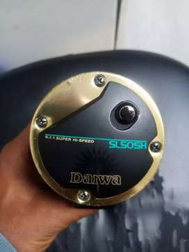 Fishing reel Daiwa SL50SH