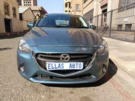 Pre owned 2016 Mazda2 dynamic 1.5 automatic
