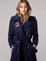 Tommy Hilfiger Gigi Hadid płaszcz wełniany oryginalny s/m ysl