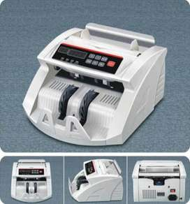 Brand New Money Counter and Counterfeit Detector Machine