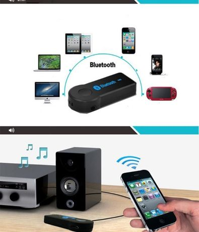 Bluetooth AUX приемник адаптер блютуз гарнитура беспроводые наушники Кривой Рог - изображение 4