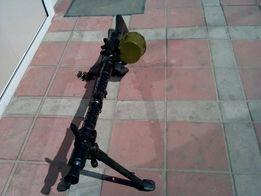 Массо габаритный макет немецкого пулемета MG- 34