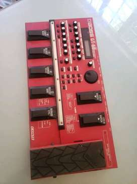 Boss gt 6b Bass Effects Processor