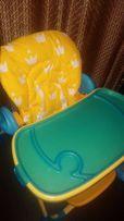 Чехол стульчик для кормления коляску chicco polly carrello