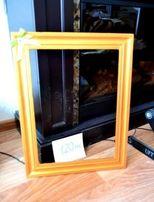 Продам деревянную рамку для фотосессии!