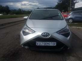 2019 Toyota Aygo 1.2 manual 12 000km for sale