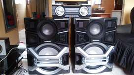HI-END PANASONIC DJ SYSTEM MADE BY TECHNICS CORPARATION