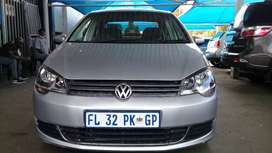 2016 VW Polo Vivo Sedan 1.6 Engine Capacity