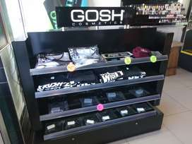 Gosh display cabinet