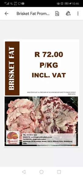 Brisket fat for sale