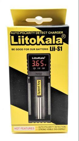 Универсальное зарядное устройство LiitoKala Lii-S1 Градижск - изображение 1