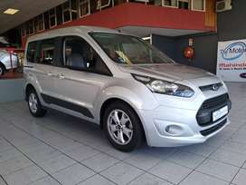 2017 FORD TORNEO 1.0 CONNECT TREND SWB