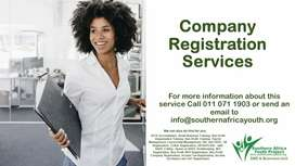 Register your company with us now