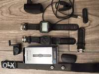 Image of As New Garmin Forerunner 910xt heart rate and Gps - tri-bundle