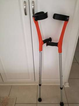 Orthopedic crutches