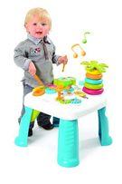 БЕСПЛ.ДОСТАВКА Развивающий столик Цветочек Cotoons Smoby Франци 211169