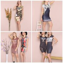 Sukienka tunika Gucci Ck Calvin Klein Lv Louis Vuitton S m l xl
