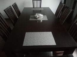 Stół drewniany 90x300