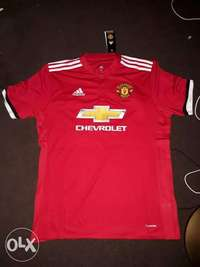Manchester United 17/18 home Jersey 0