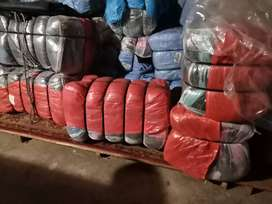 Bales for Winter second hand mix clothing, Jackets & Hoodies
