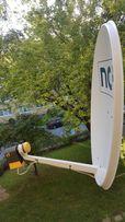 Montaż anten ustawienie anten naprawa anten tv satelitarnych Łódź